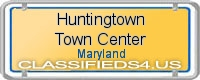 Huntingtown Town Center board